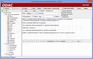 Oracle Data Access Components (ODAC)