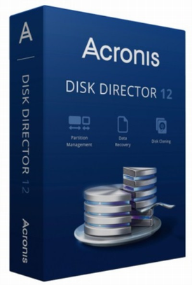 Acronis Disk Director 12 Home