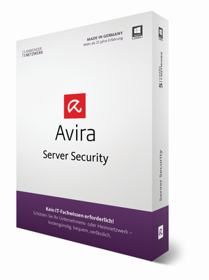 Avira Server Security (Ранее: Avira AntiVir Server)