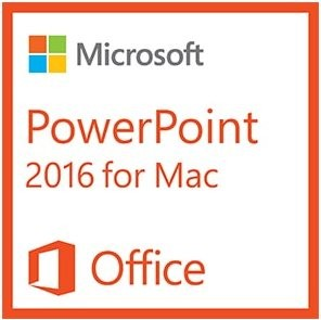 Microsoft Power Point Mac 2016