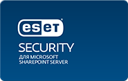 ESET NOD32 Security for Microsoft SharePoint Server. Продление лицензии на 1 год