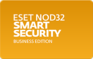 Антивирус ESET NOD32 Smart Security Business Edition: Лицензия на 1 год