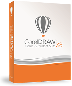 Corel CorelDRAW Home & Student Suite X8
