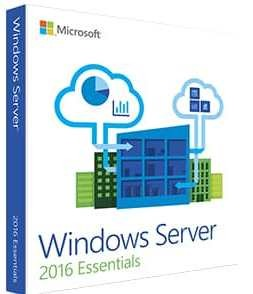 Microsoft Windows Server Essentials 2016