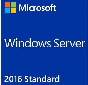 Microsoft Windows Server Standard 2016