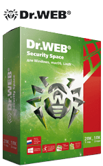 Dr.Web Security Space 11
