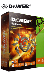 Dr.Web Security Space 11 + Криптограф