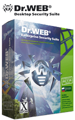 Dr.Web Desktop Security Suite: Антивирус + Криптограф