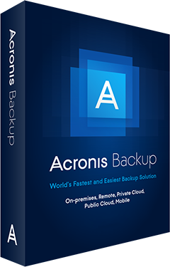 Acronis Backup 12.5 Advanced Universal License