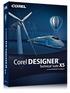 Corel DESIGNER Technical Suite X5, ���������� ������������������� ���������� ������ ��������