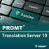 PROMT Translation Server 10 ��������� ������������� ���������� �� ������ ���� ���� ����������� �������, ����������� � ����������� � ������������ ����� �� ��������...