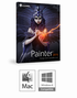 Corel Painter 2015 �������� ����� ������� �������� �������������� ������, ������������ ������������� ����� ������������ ��� ��������� ������������ ������������ �������. ������� Corel Painter 2015 ��������� ������� Particles Brushes....